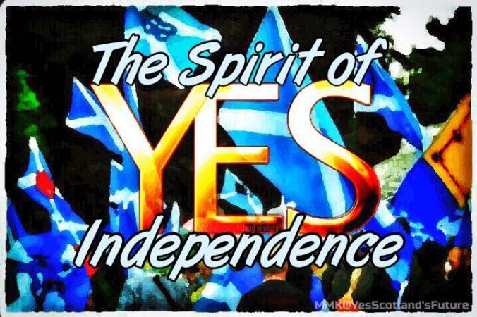 Yes Spirit