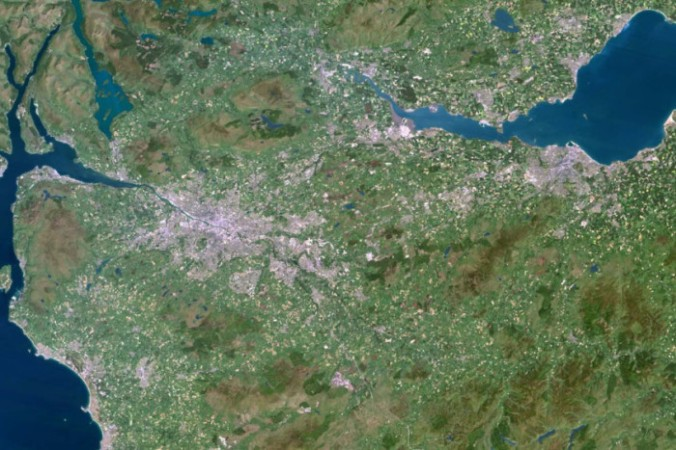 central belt